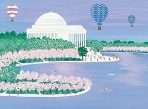 Jefferson-Cherry-Blossoms